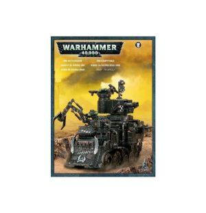 Games Workshop (Direct) Warhammer 40,000  Orks Ork Battlewagon - 99120103017 - 5011921011940