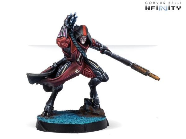 Corvus Belli Infinity  Combined Army The Shrouded (Boarding Shotgun) - 281612-0888 - 2816120008882