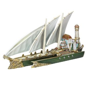 Mantic Kings of War Armada  Elves Elf Valandor - MGARE401 - 5060469667362