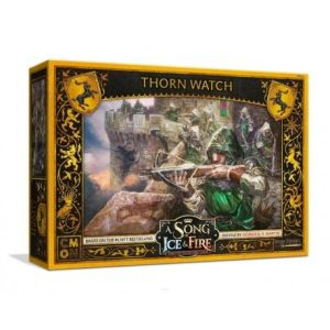 Cool Mini or Not A Song of Ice and Fire  House Baratheon A Song of Ice and Fire: Baratheon Thorn Watch - CMNSIF812 - 889696012081
