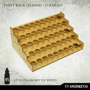 Kromlech   Paint Racks Paint Rack (25.6mm) - straight - KRMA078 - 5902216119505