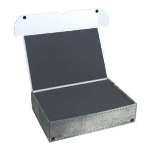 Safe and Sound   Safe and Sound Cases XL Box with 72mm deep raster foam tray - SAFE-XL-R72MM - 5907222526057