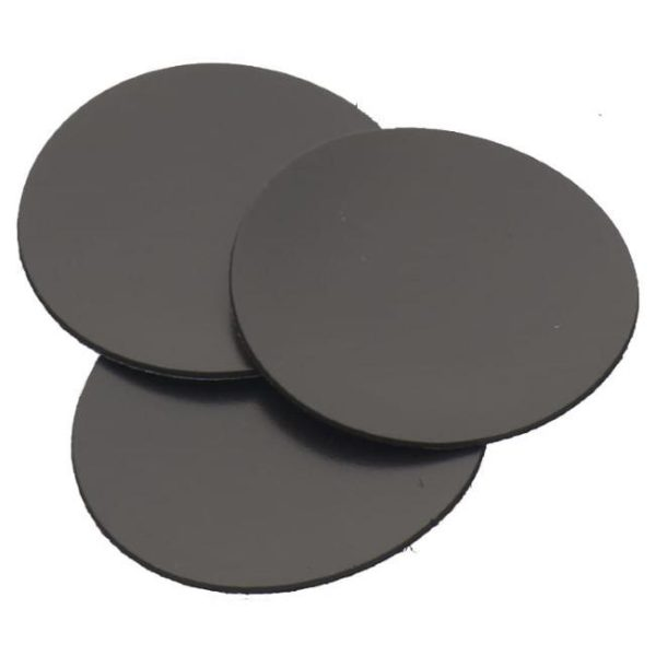 Safe and Sound   Safe and Sound Cases Self-adhesive magnetic sticker round 50mm - SAFE-SAS-50MM - 5907459694970
