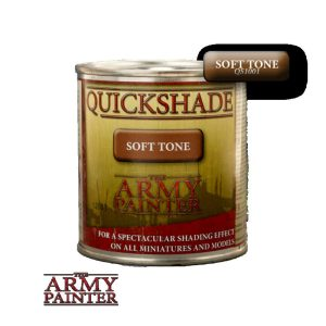 The Army Painter   Army Painter Tools Quickshade Tin: Soft Tone - APQS1001 - 2510011111117