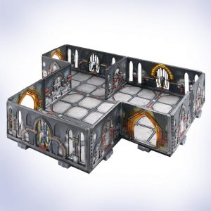 Archon Studio   Archon Studio Terrain Dungeons & Lasers: Temple of the Operators Expansion - DNL0020 - 5901414671112