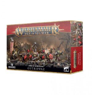 Games Workshop Age of Sigmar  Orruk Warclans Orruk Warclans Gutrippaz - 99120209077 - 5011921155736
