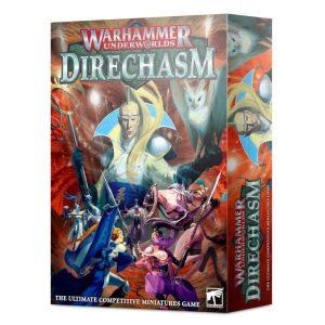 Games Workshop (Direct) Warhammer Underworlds  Warhammer Underworlds Warhammer Underworlds Direchasm - 60010799010 - 5011921135318