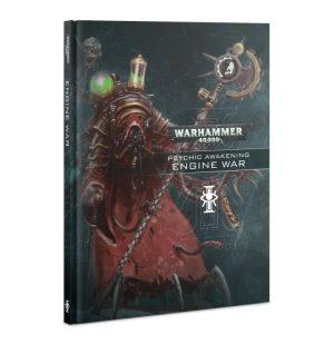 Games Workshop (Direct) Warhammer 40,000  Psychic Awakening Psychic Awakening: Engine War - 60040199112 - 9781788267786