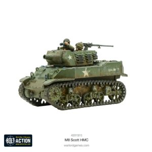 Warlord Games Bolt Action  United States of America (BA) M8 Scott HMC - 402013013 - 5060572507197