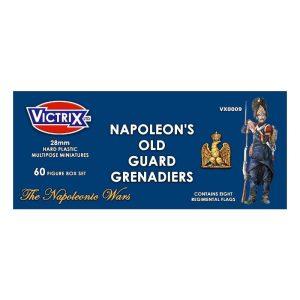 Victrix   Victrix Napoleon's Old Guard Grenadiers - VX0009 - 5060191720106