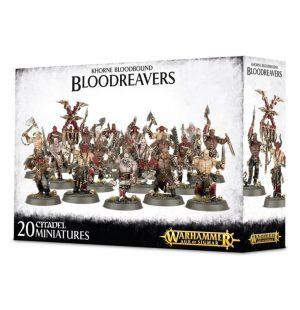 Games Workshop (Direct) Age of Sigmar  Blades of Khorne Khorne Bloodreavers - 99120201037 - 5011921063574