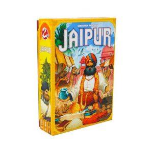 GameWorks Jaipur  Jaipur Jaipur 2nd Edition - ASMSCJAI01EN - 3558380063933