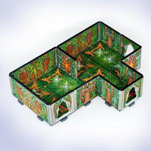 Archon Studio   Archon Studio Terrain Dungeons & Lasers: Xenogenesis Cell Expansion - DNL0003 - 5901414670528
