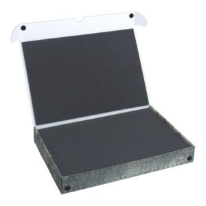 Safe and Sound   Safe and Sound Cases Standard Box with 25mm deep raster foam tray - SAFE-ST-R25MM - 5907222526033