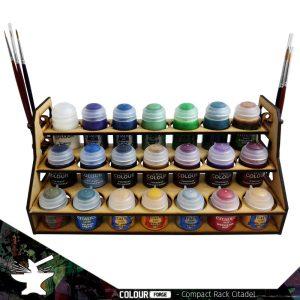 The Colour Forge   Paint Racks Compact Paint Rack (Citadel) - TCF-ACC-005 - 5060843100607