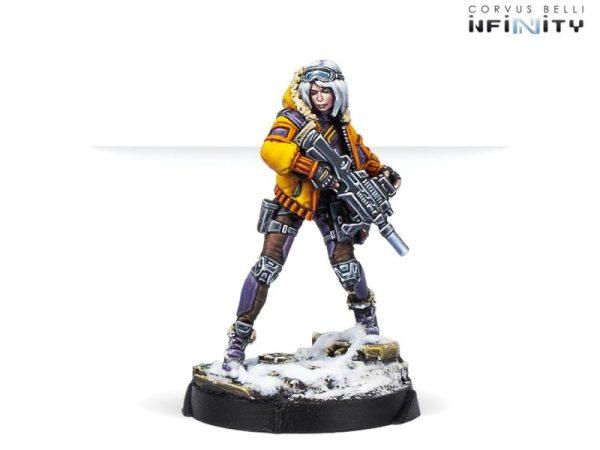 Corvus Belli Infinity   Oktavia Grímsdóttir, Icebreaker Harpooner - 280757-0894 - 2807570008942