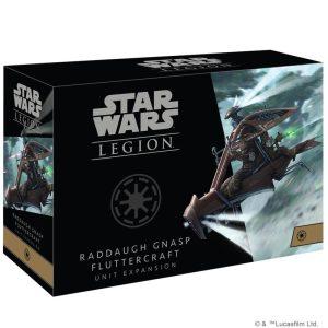Fantasy Flight Games Star Wars: Legion  The Galactic Republic - Legion Star Wars Legion: Raddaugh Gnasp Fluttercraft - FFGSWL84 - 841333113285
