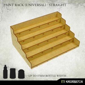 Kromlech   Paint Racks Paint Rack (universal) - straight - KRMA080 - 5902216119529