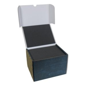 Safe and Sound   Safe and Sound Cases Half-sized large box with 160mm raster foam trays - SAFE-HSL-R160MM - 5907222526163