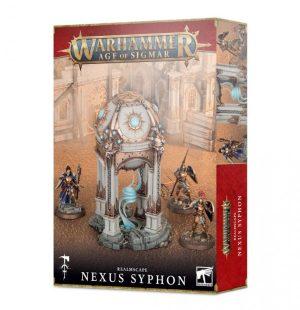 Games Workshop Age of Sigmar  Age of Sigmar Terrain Nexus Syphon - 99120299076 - 5011921162314